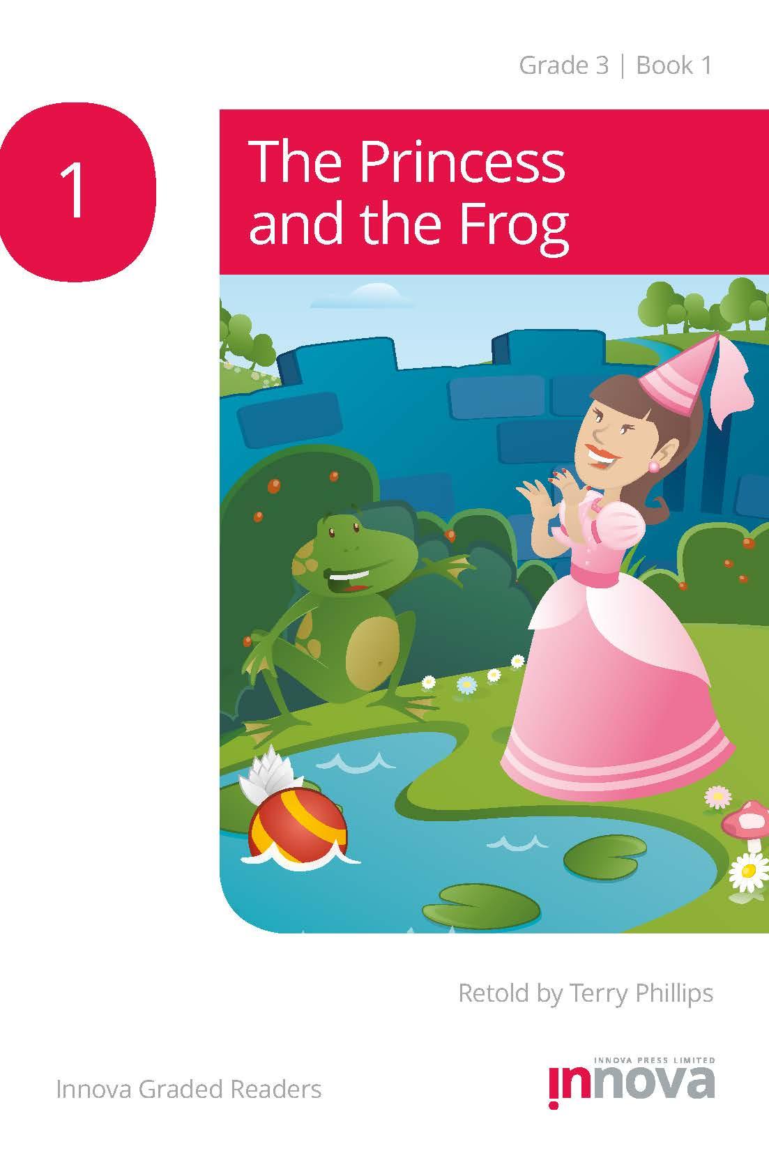 Innova G3B1 | The Princess and the Frog